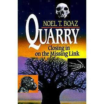 Quarry Closing in on the Missing Link by Boaz & Noel T.