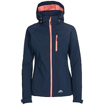 Overtreding Ladies Lorina Softshell Jacket.