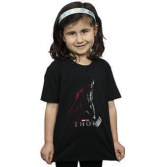 Marvel Studios Girls Thor Poster T-Shirt