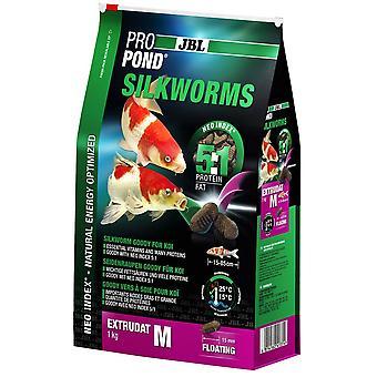 Jbl ProPond Silkworms 1kg