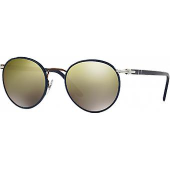 Persol 2422SJ wide blue Brown Gold Mirror