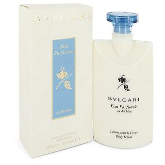 Bvlgari Eau Parfumee Au The Bleu Body Lotion By Bvlgari