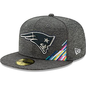 New Era 59Fifty NFL Cap - CRUCIAL CATCH New England Patriots