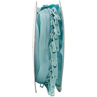 Make A Zipper Kit Heavy Duty 3Yd Aqua Blue 960Hd 90