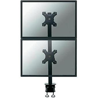 2x Monitor desk mount 25,4 cm (10) - 68,6 cm (27) Swivelling/tiltable, Swivelling NewStar Products FPMA-D700DV