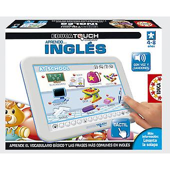 Educa Touch Junior learn English (Toys , Educative And Creative , Vocabulary)
