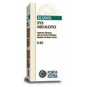 Forza Vitale Sys.meliloto 50Ml. (Herbalist's , Natural extracts)