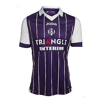 2016-2017 Toulouse Joma Home Football Shirt