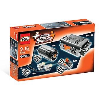 Lego 8293 Power Functions Motor Set (Toys , Constructions , Characters And Animals)