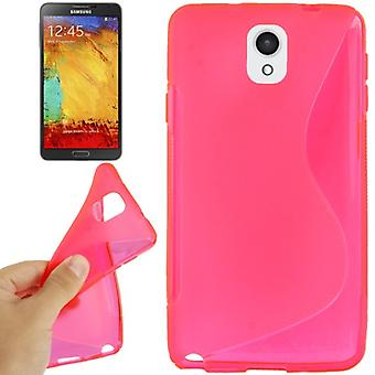 Mobile case TPU case for Samsung Galaxy touch 3 pink