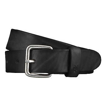 Marc O ´ Polo belts men's belts leather belt black 4557