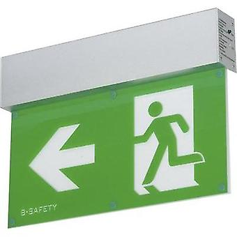 LED escape route lighting Wall surface-mount B-SAFETY BR 558 030