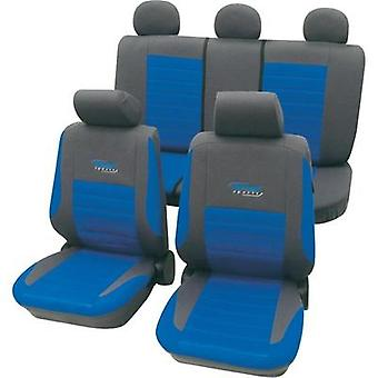 Seat covers 11-piece cartrend 60120 Active Polyest