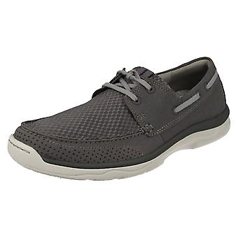 Scarpe stringate Cloudsteppers Mens Clarks Casual Marus Edge