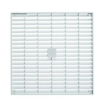 Air grille Ventilation screen CasaFan LGK-F with filter