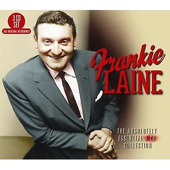 The Absolutely Essential 3 Cd Collection by Frankie Laine