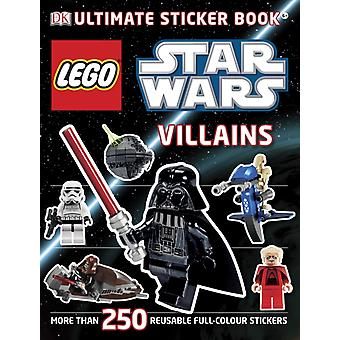 LEGO® Star Wars Villains Ultimate Sticker Book (Ultimate Stickers) (Paperback)