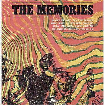 Erindringer - erindringer [Vinyl] USA importerer