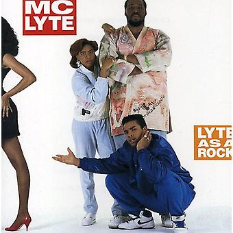 MC Lyte - Lyte som en Rock [CD] USA import