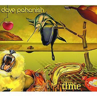 Dave Pahanish - Time [CD] USA import