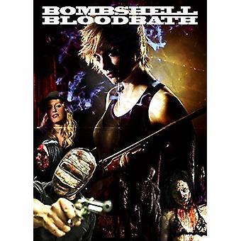 Bomshell blodbad [DVD] USA importerer