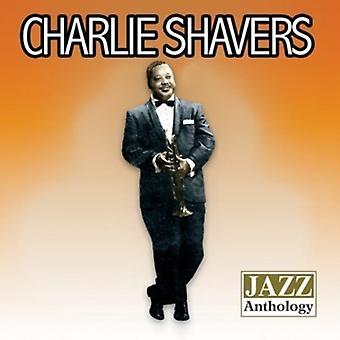 Charlie barberhøvler - Jazz Anthology [DVD] USA importere