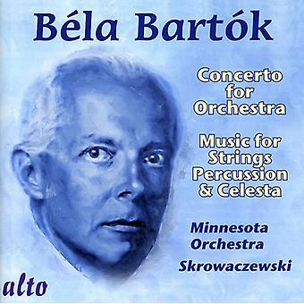 K Bart - Bart K: Concerto for Orchestra; Music for Strings, Percussion & Celesta [CD] USA import