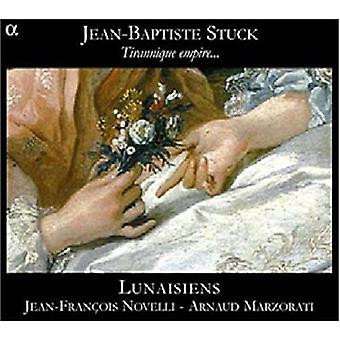 J. Stuck - Jean-Baptiste Stuck: Tirannique Empire... [CD] USA import