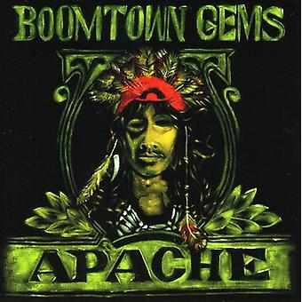 Apache - Boomtown Gems [CD] USA import