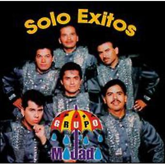 Grupo Mojado - Mojado-Solo Exitos [CD] USA import
