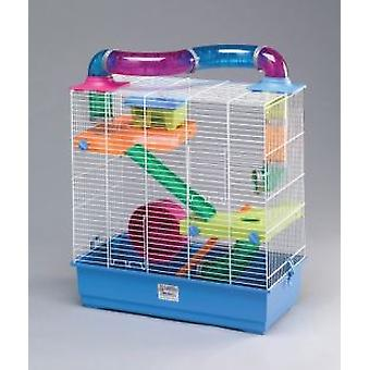 Mgz Alamber Hamster Cage 50-3 Star (Small animals , Hamsters , Cages and Parks)