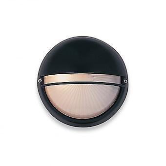 Firstlight Modern Black Nautical Outdoor Wall Light