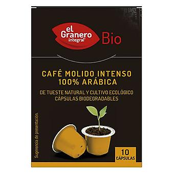 El Granero Integral Capping Ground Coffee 100% Arabica Bio Intense 50G