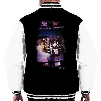 ABBA Klavier Männer Varsity Jacket