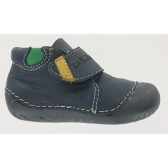 Primigi Boys Spot Pre-walkers Navy Blue