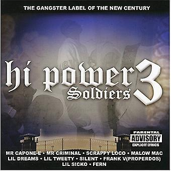 Hi Power Soldiers - Vol. 3-Hi Power Soldiers [CD] USA import