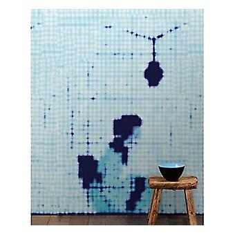Addiction Wallpaper Geisha Sitting by Paola Navone