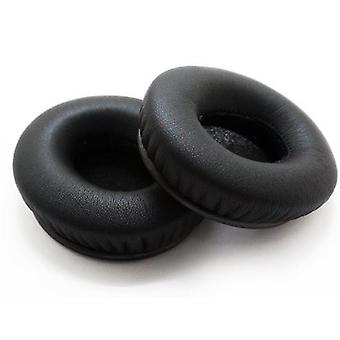 REYTID Replacement Black Ear Pad Kit for Apple Beats By Dr. Dre Solo3 & Solo3 Wireless Cushion - Solo 3.0 - 1 Pair Earpads