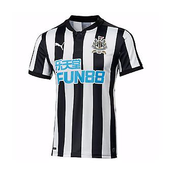 Maillot de foot domicile de 2017-2018 Newcastle