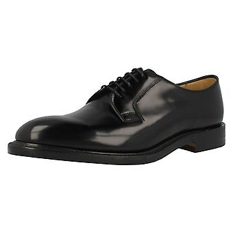 Mens Loake Polished Leather Formal Shoes 771B