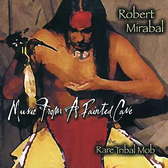 Robert Mirabal - Music From a Painted Cave [CD] USA import