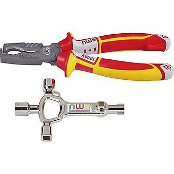 Multifunction pliers Suitable for Round cable 5 up to 16 mm²