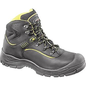 Safety work boots S3 Size: 43 Black, Yellow Albatros 631330 1 pair