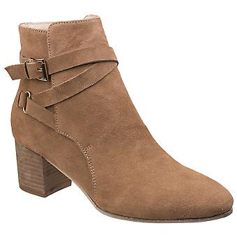 Divaz Womens/Ladies Arianna Ankle Boot With Heels