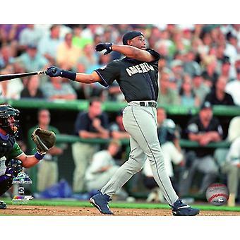 Ken Griffey Jr Home Run Derby 1998 MLB All-Star spillet Foto ut