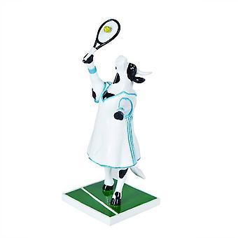 Ku Parade Tennis Cow (middels)