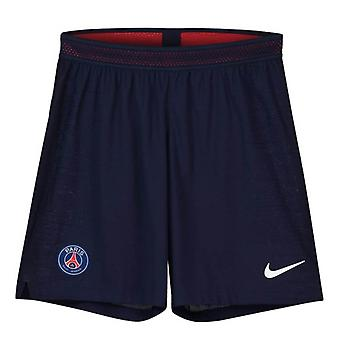 2018-2019 PSG Home Nike Vapor Match Shorts (Navy)