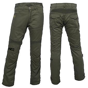 West Coast slomy męskie spodnie M 65 aramidowe jazda z oliwek