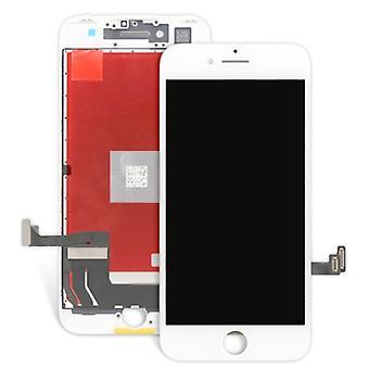 Display LCD Komplett Einheit Touch Panel für Apple iPhone 8 Plus 5.5 Zoll Weiß