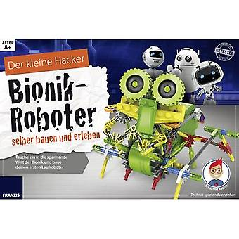 Science kit (box) Franzis Verlag Der kleine Hacker: Bionik-Roboter selber bauen und erleben 978-3-645-65326-8